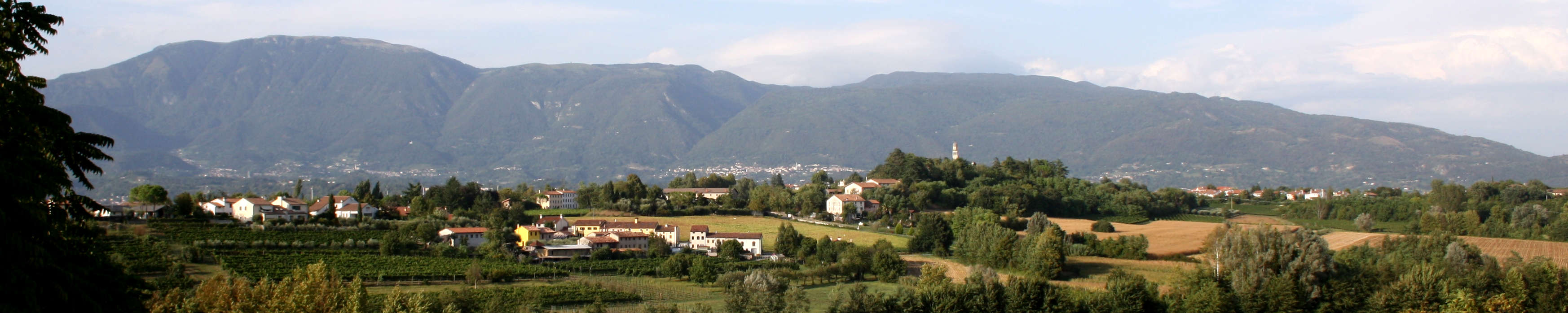 Vista panoramica di COLLE UMBERTO